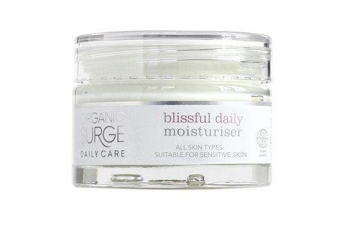 Organic Surge Organic Moisturiser - Blissful Daily