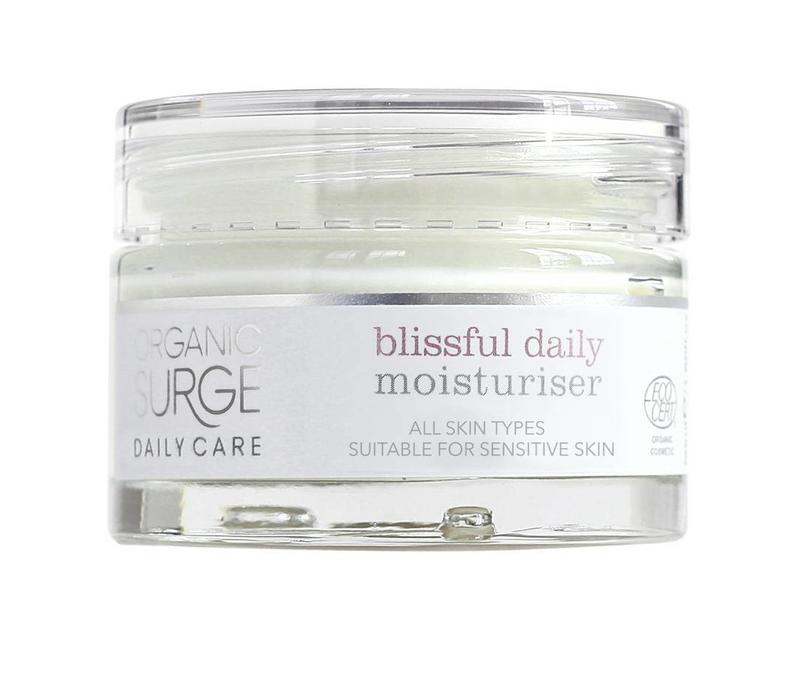 Organic Moisturiser - Blissful Daily
