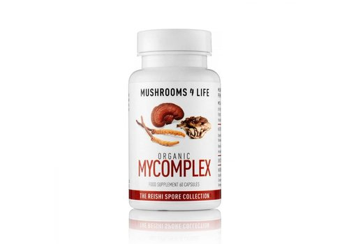 Mushrooms 4 Life Organic Mycocomplex