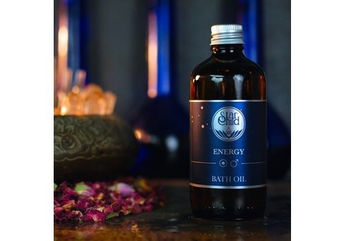 Star Child Bath Oil - Energy