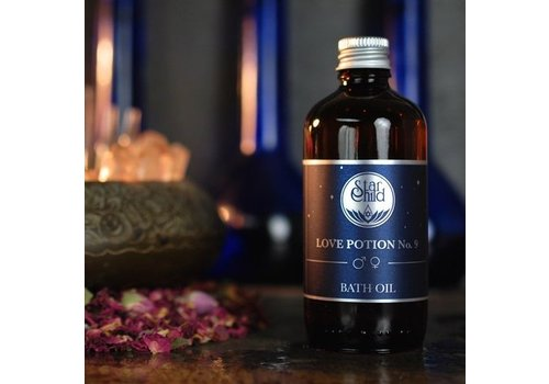 Star Child Bath Oil - Love Potion No. 9