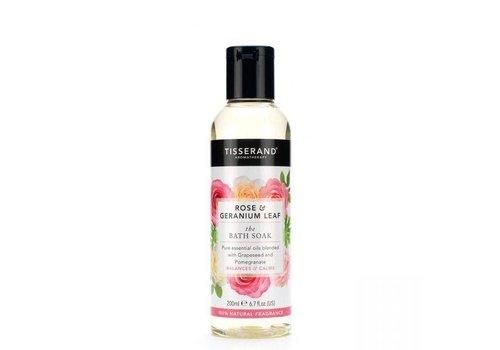 Tisserand Bath Soak - Rose and Geranium