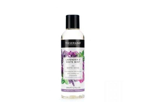 Tisserand Bath Soak - Lavender and White Mint