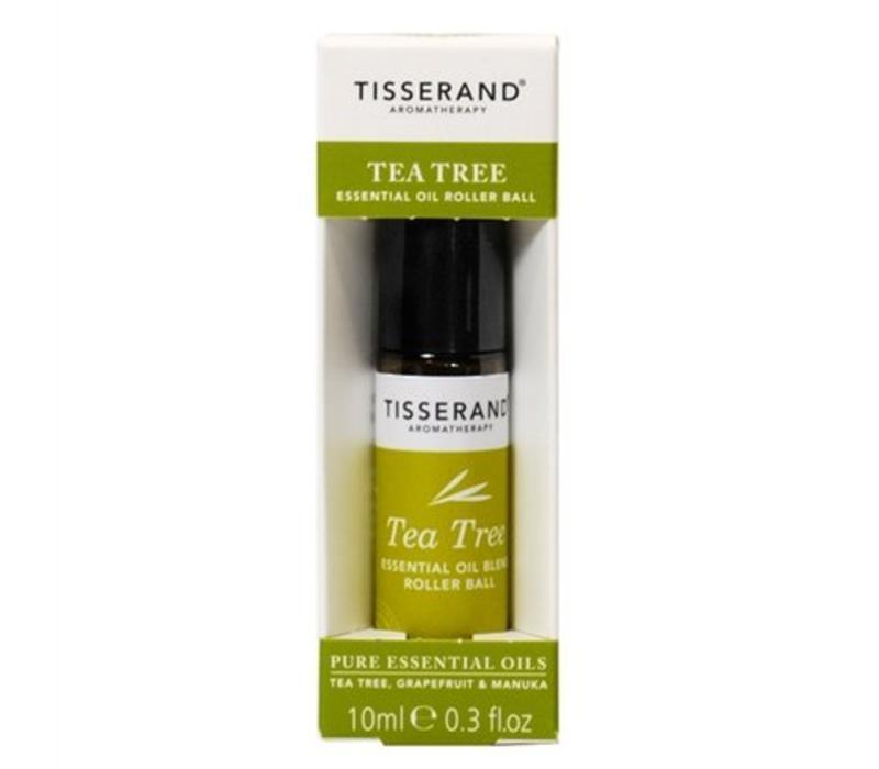 Tisserand - Skin Treatments, Roller Ball Tea Tree Grapefruit Clearasil Daily Clear Face Wash, Hydra-Blast Oil-Free, Sensitive 6.5 oz (Pack of 2)