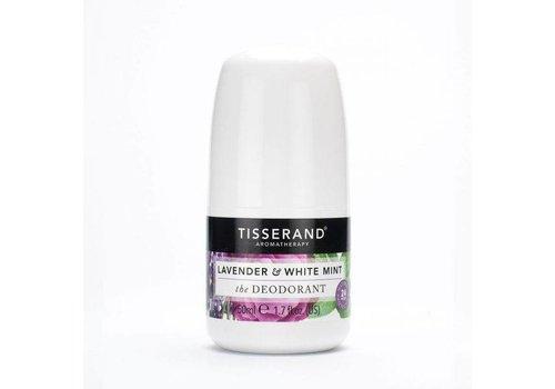Tisserand Deodorant - Lavender & White Mint