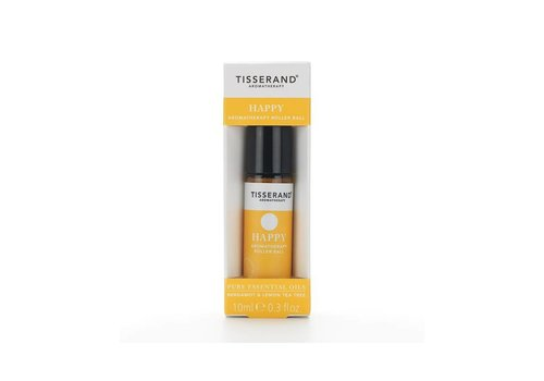 Tisserand Aromatherapy Roller Ball - Happy