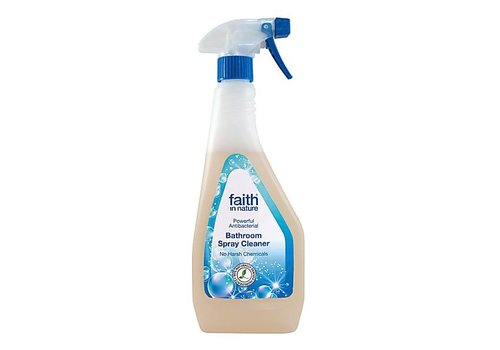 Faith In Nature Bathroom Antibacterial Spray Cleaner
