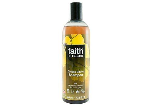 Faith In Nature Shampoo: Ginkgo Biloba