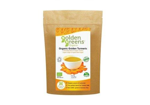 Golden Greens Organic Golden Turmeric