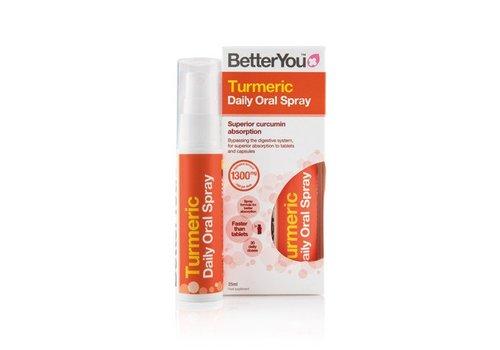 BetterYou Turmeric Daily Oral Spray
