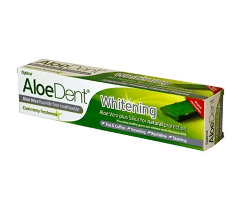 Whitening Fluoride Free Toothpaste