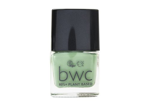 Beauty Without Cruelty Nail Colour: Fountain Moss