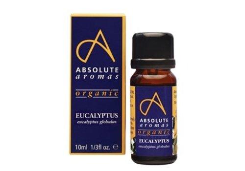 Absolute Aromas Essential Oil: Eucalyptus Globulus: Organic