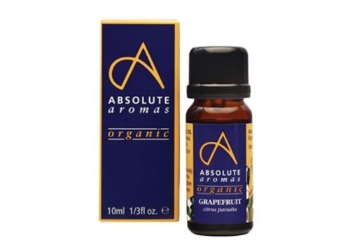 Absolute Aromas Essential Oil: Grapefruit: Organic