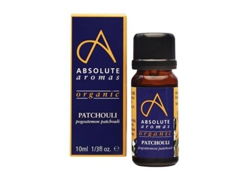 Absolute Aromas Essential Oil: Patchouli: Organic