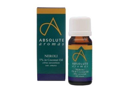 Absolute Aromas Essential Oil: Neroli 5% Dilution