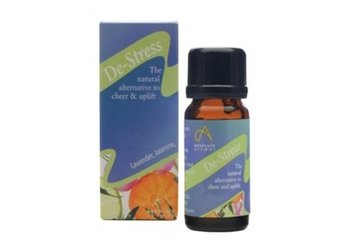 Absolute Aromas Essential Oil Blend: De-Stress