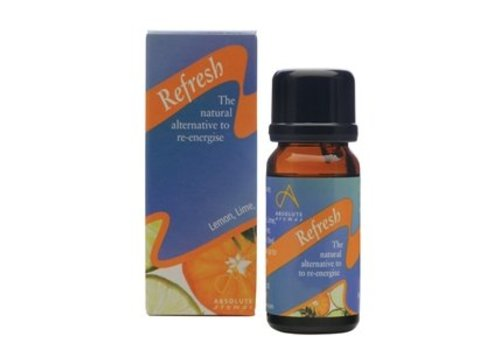 Absolute Aromas Essential Oil Blend: Refresh