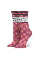Stance Stance Bad Girl Socks - Pink