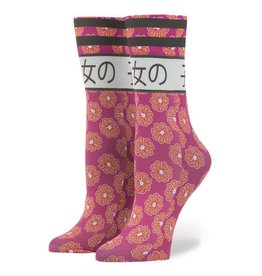 Stance Stance Bad Girl Socks - Pink