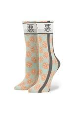 Stance Stance Bad Girl Socks - Green