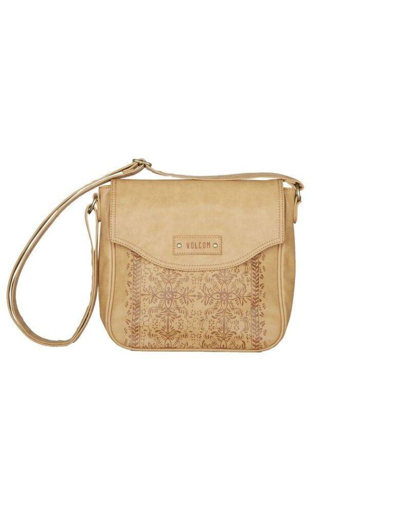 Volcom Volcom Dezert Mist Handbag - Vintage Brown