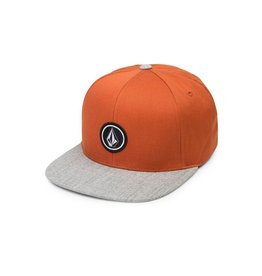 Volcom Volcom Quarter Twill Cap - Copper
