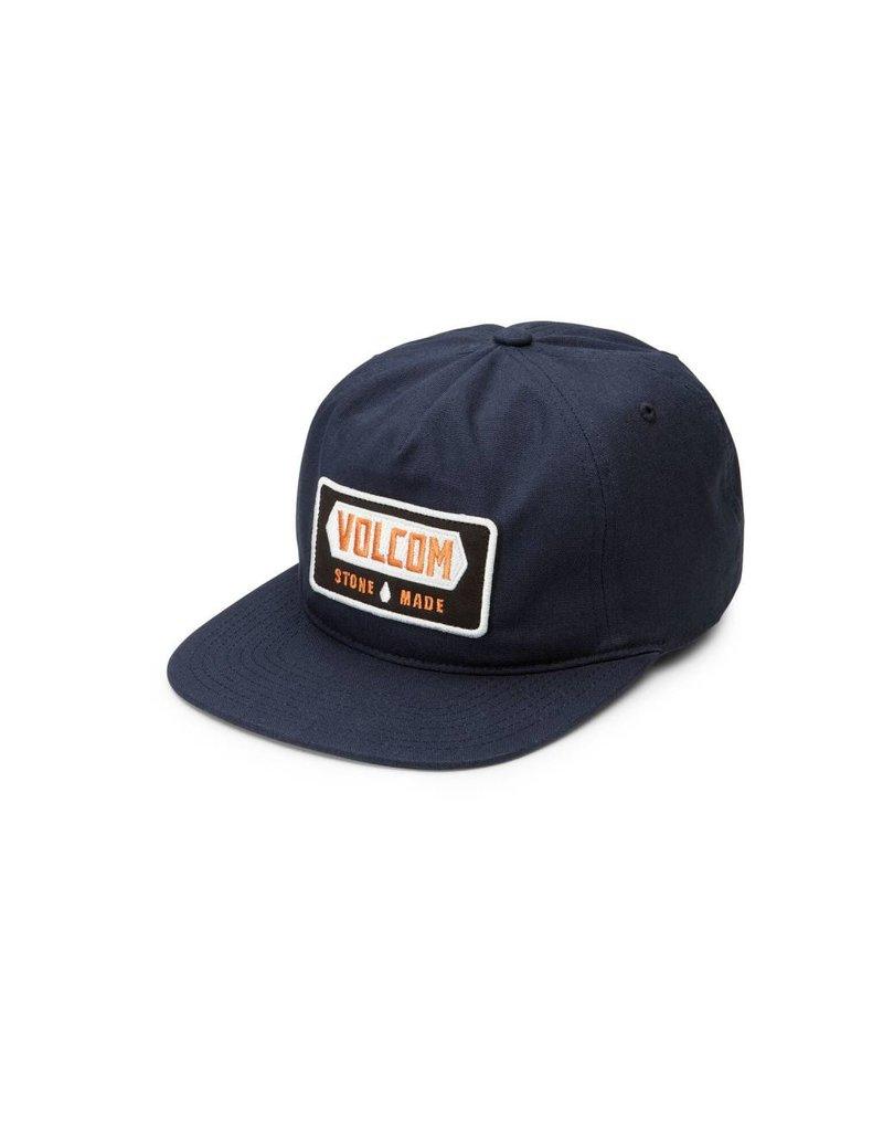 Volcom Volcom Shop Cap - Navy