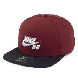 Nike SB Nike SB Icon Pro Hat - Burgundy
