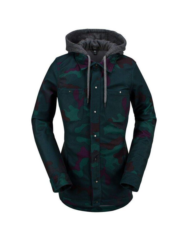 Volcom Volcom Circle Flannel Jacket