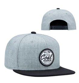 Coal Coal Classic Hat - Heather Grey