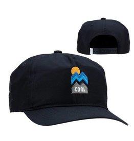 Coal Coal Donner Cap - Black