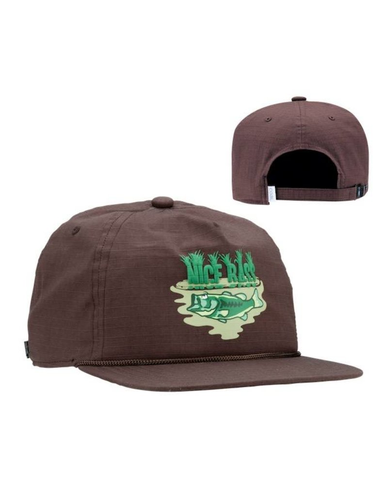 Coal Coal Field Hat - Brown