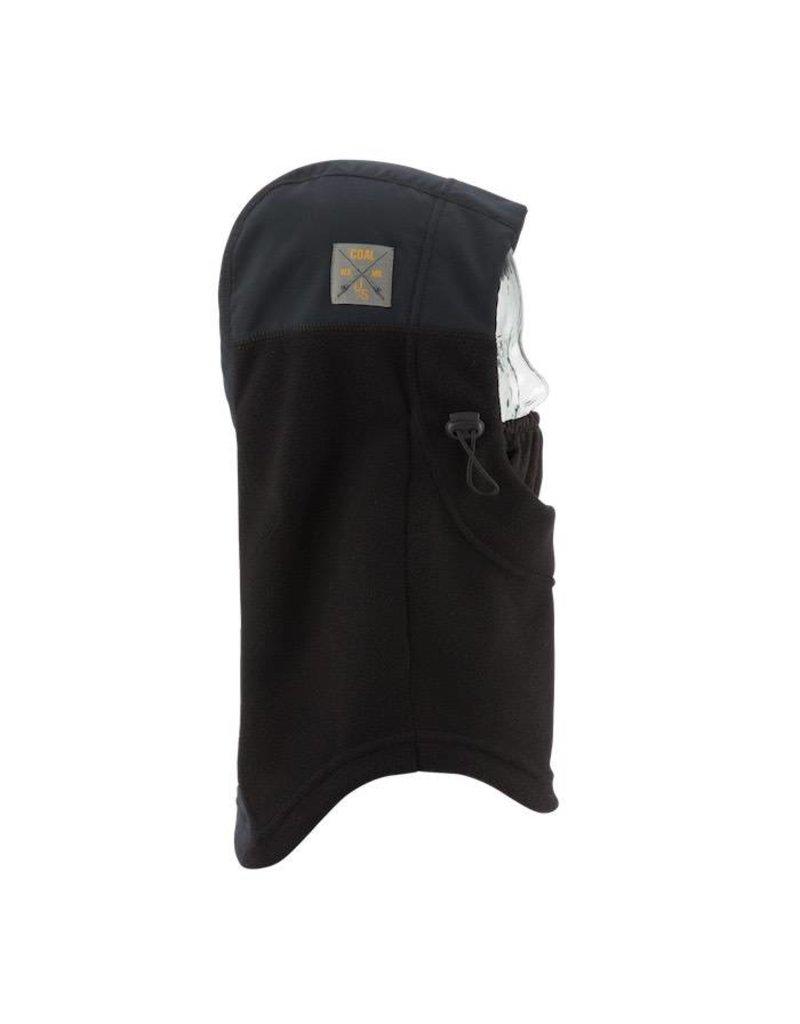 Coal Coal Fleece Hood SE - Black