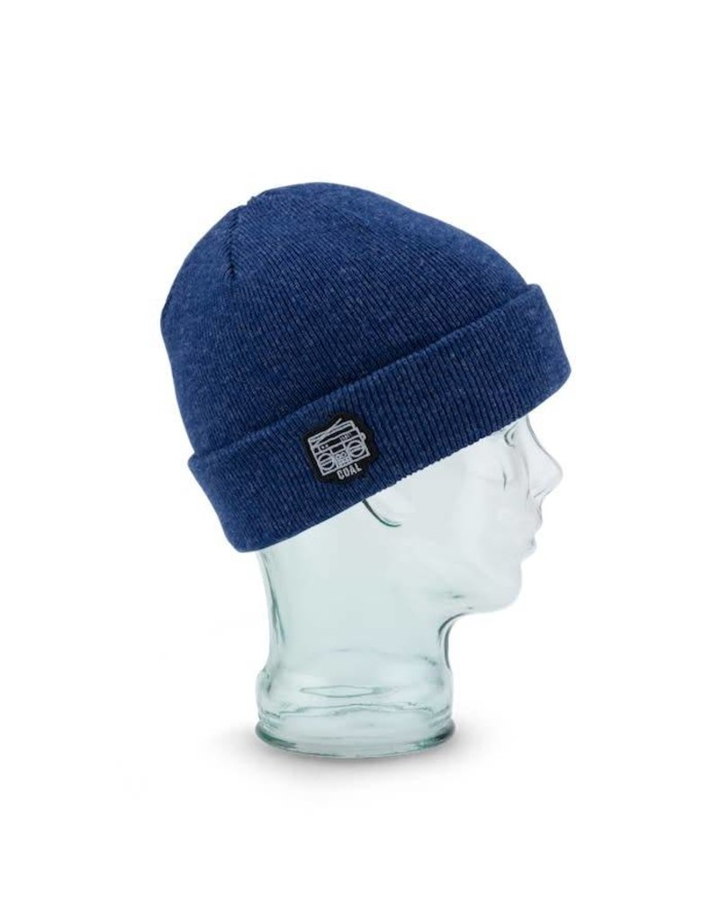 Coal Coal Junior Beanie - Heather Blue