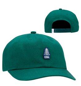 Coal Coal Junior Cap - Forest Green