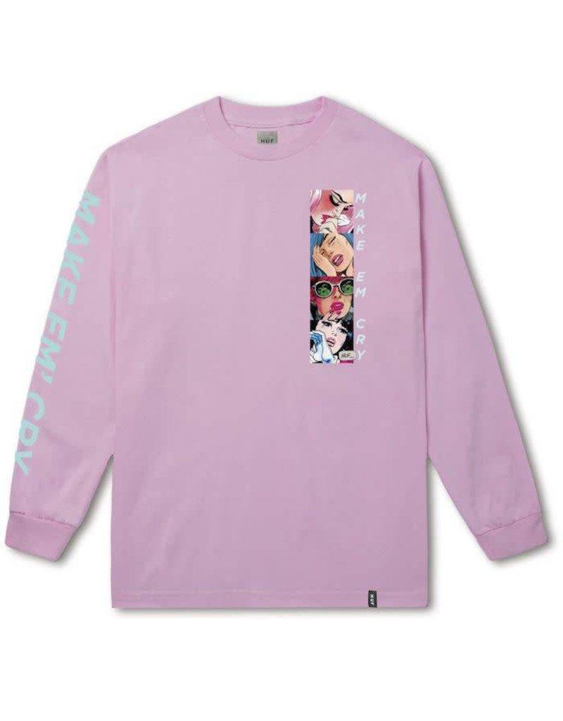 Huf Huf Make Em Cry LS T-Shirt