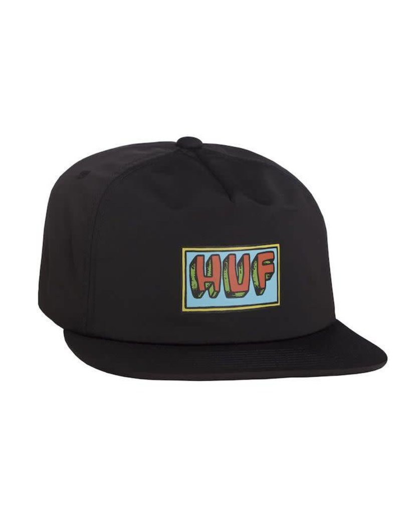 Huf Huf Mar Vista Snapback - Black