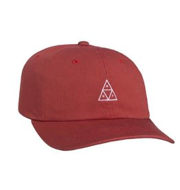 Huf Huf Stone Wash TT Curve 6 Panel - Rose
