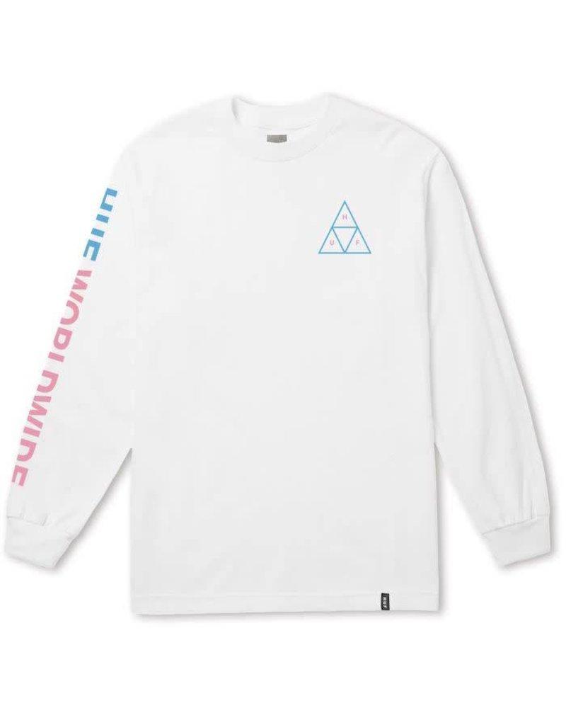 Huf Huf Triple Triangle LS T-Shirt