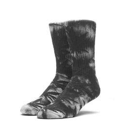 Huf Huf Tie Dye Plantlife Socks - Black