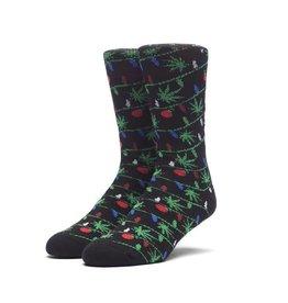 Huf Huf Its Lit Glow Socks - Black
