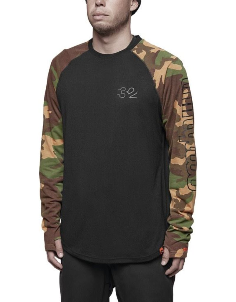 Thirtytwo Thirtytwo Ridelite LS T-Shirt