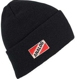 Analog Analog Chainlink Beanie - True Black