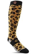 Thirtytwo Thirtytwo Ws Cheetah Sock