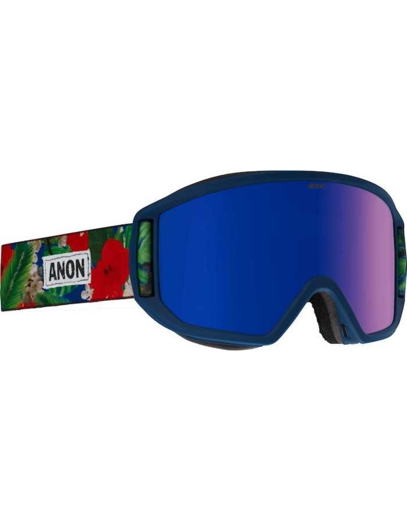 Anon Anon Relapse Goggle - MPI Blue/Blue Cobalt