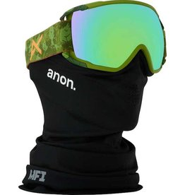 Anon Anon Circuit MFI Goggle - Mad Trees/Sonar Green