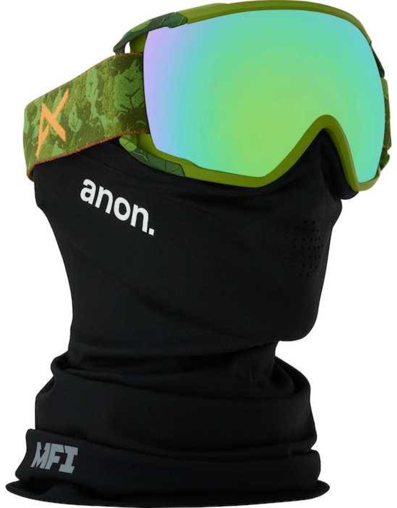 Anon Anon Circuit MFI Goggle - Mad Trees/Sonar Green