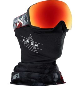 Anon Anon M2 MFI Goggle - Red Planet/Sonar Red