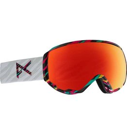 Anon Anon WM1 Goggle - Disco Tiger/Red Solex +